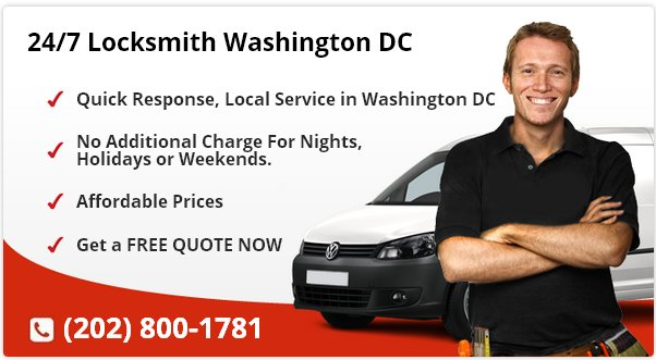 Emergency Locksmith Washington DC